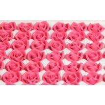 Kis extra rózsa marcipán virág