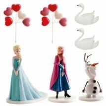 Műanyag figura - Frozen (3 db/cs)