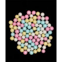 Cukorgyöngy MULTICOLOR (200 g)