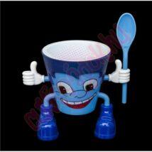 fiús fagyispohár kék