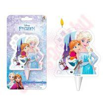 Mesegyertya - Frozen 2D