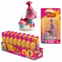 Mesegyertya - Trolls 3D Pipacs