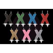 """""""X"""" alakú tortagyertya"""