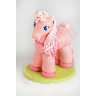 rózsaszín póni