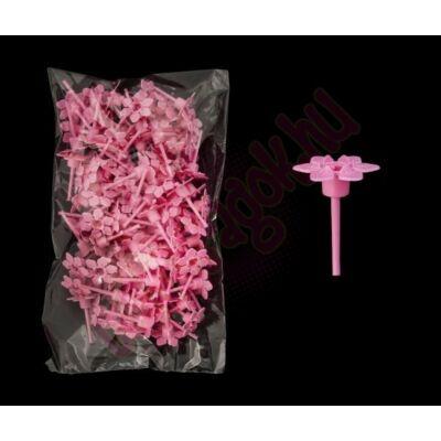 rózsaszín gyertyatalp