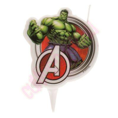 Hulk 2D mesegyertya