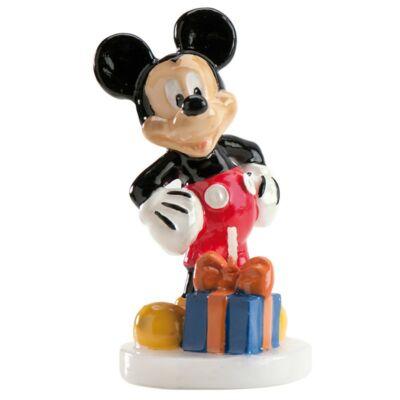 Mickey egér gyertya