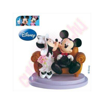 Mickey és Minnie nászpár