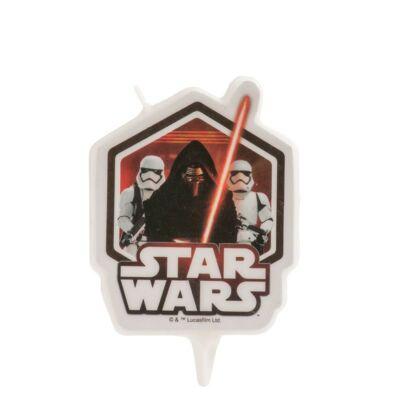 Star Wars gyertya