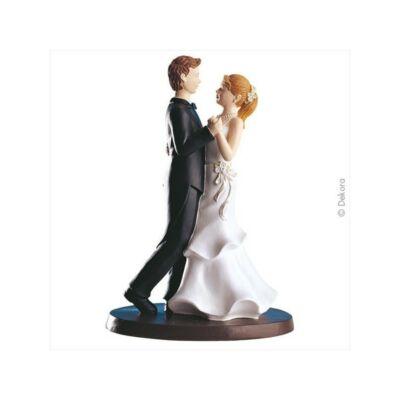 táncos nászpár romantikus