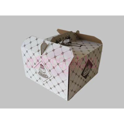 tortadoboz 33x33x18