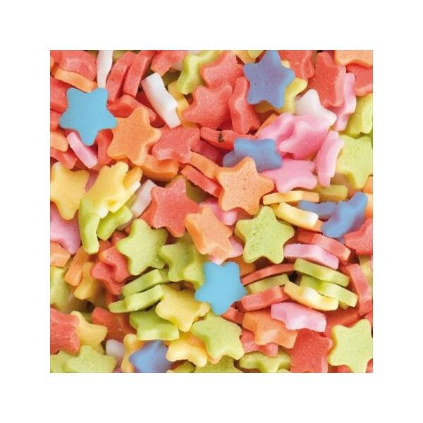 konfetti csillag