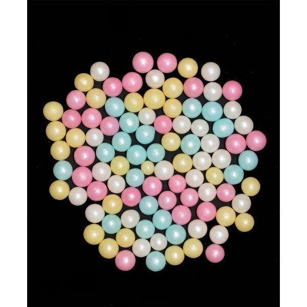 dekor cukorgyöngy multicolor